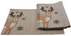 ML16355 Cozy Reindeer Placemats, Set of 4