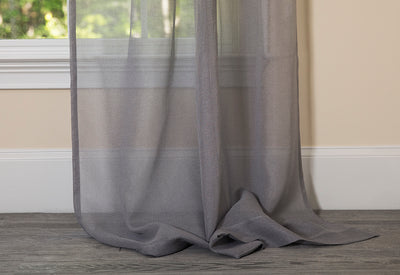 ML16605 Morning Mist Sheer Curtain