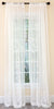 ML19032 Falling Snowflake Sheer Curtain