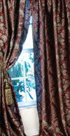 MLC-811 Winslet Rod Pocket Curtain