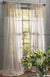 MLC10110 Juliette Crochet Sheer Curtain