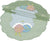 XD101830 Easter Egg Doilies, Set of 4