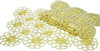 "XD10183  Daisy Splendor Placemats, 14""x20"",Set of 4"