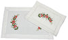 XD108059 Holly Berry Placemats, 14''x20'', Set of 4