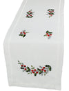 XD108059 Holly Berry Table Runner