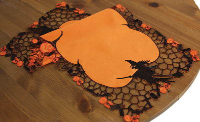 XD11013 Witch Table Runner
