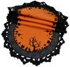 XD11026  Hallows Eve Round Doilies, Set of 4