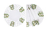 XD110708 Tannenbaum Doilies, Set of 4