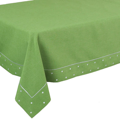 XD13015 Polka Dot Tablecloth