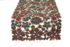 XD13019 Dainty Leaf Table Runner