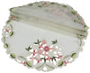 XD13041 Fairy Garden Sheer Doilies, Set of 4