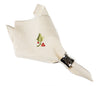 "XD13188 Winter Berry Napkins,21""x21"",  Set of 4"