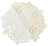 XD13988 Victorian Lace Doilies, Set of 4