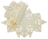 "XD13988 Victorian Lace Placemats, 12""x18"", Set of 4"