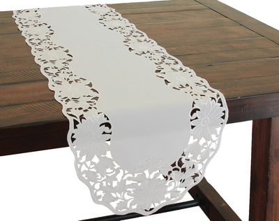 XD14018 Daisy Garden Table Runner