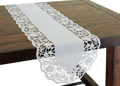 XD14118 Somerset Floral Table Runner