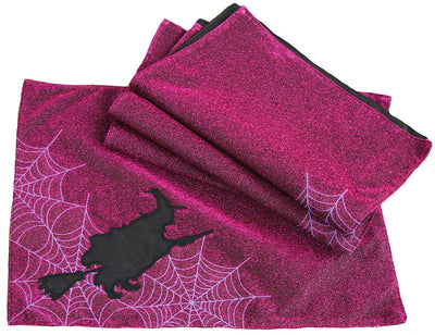 "XD15805 Witching Hour Placemats,13""x18"", Set of 4"