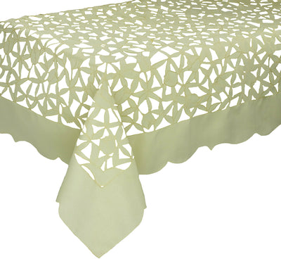 XD40030 Tulip Bouquet Tablecloth