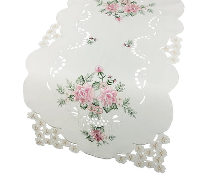 XD67009 Bloom Table Runner