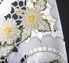 XD75029 Elegant Daisy Table Runner