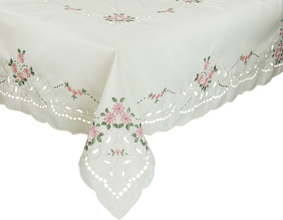 XD80506 Daisy Collection Tablecloth