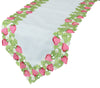 XD8172 Strawberry Patch Table Runner