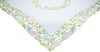 "XD8190 Butterfly Minuet Table Topper, 34""x34"""