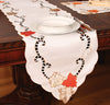 "XD46211 Scrolling Leaf Table Runner 15""x54"""