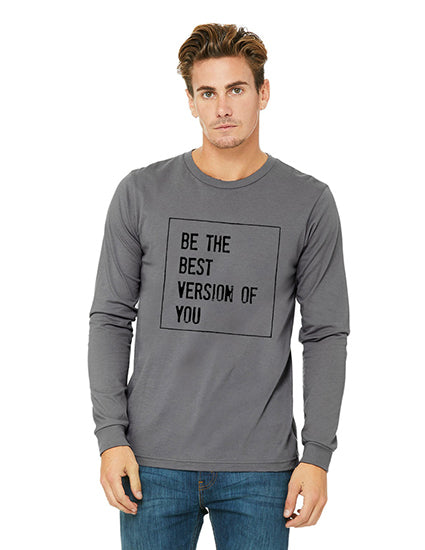 best version of you christian tshirt design