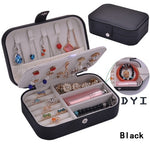 Portable Jewelry Case, Travel Jewelry Case
