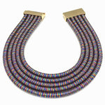 Multi -Layer Choker Necklace