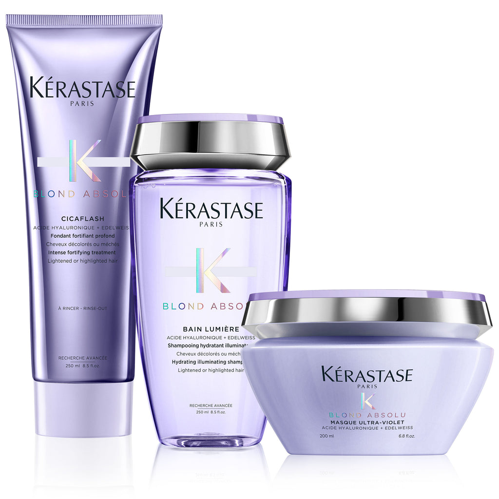 Kèrastase Blonde Highlights Hair Set