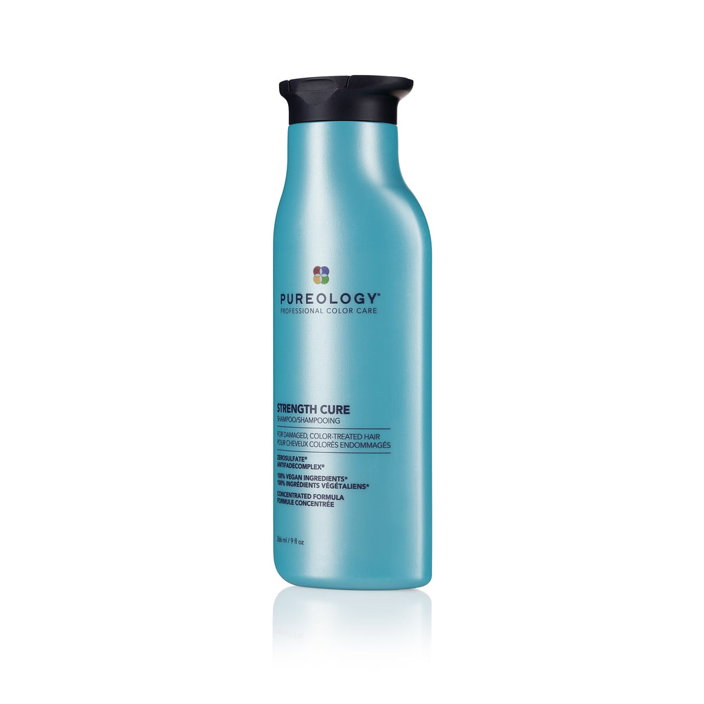 Strength Cure Shampoo 266ml