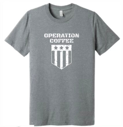 Heather Gray OpCo T-Shirt
