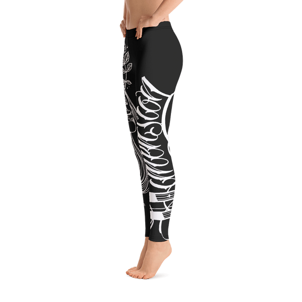 Dimension Ink Leggings