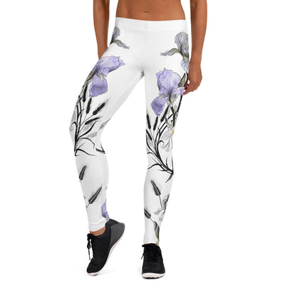 Colour Flowers Leggings
