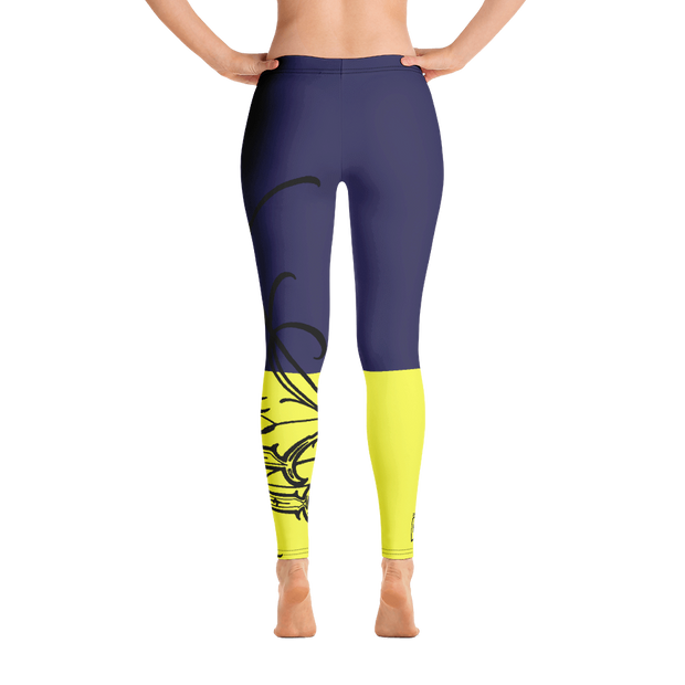 Dimension Ink Sport Leggings
