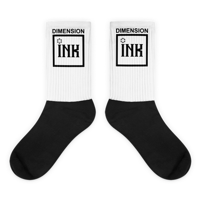 Dimension Ink Socks