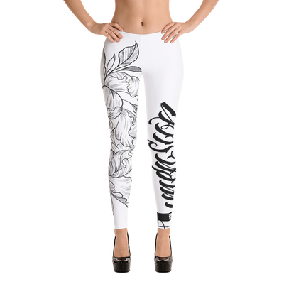 Dimension Ink Flover Leggings