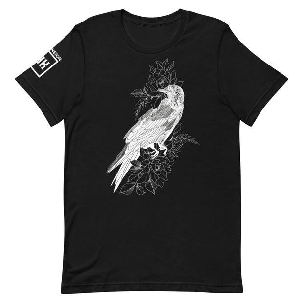 Crow Short-Sleeve Unisex T-Shirt