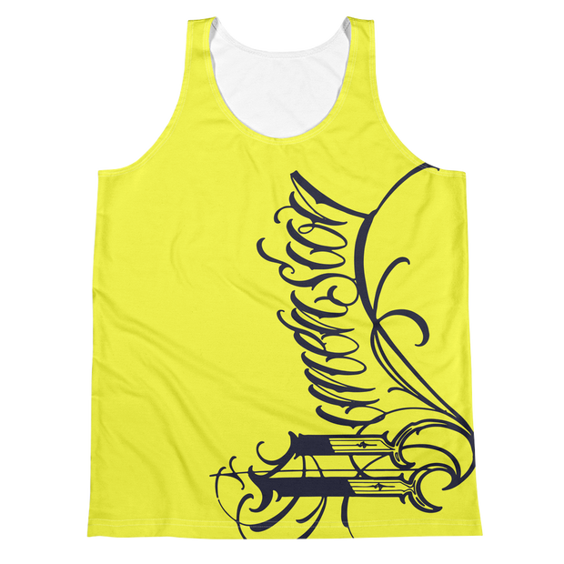 Dimension Ink Unisex Tank Top