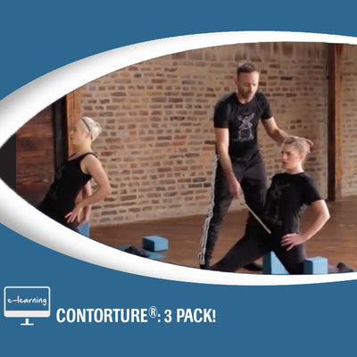 CONTORTURE® 3 PACK: BASIC TRAINING