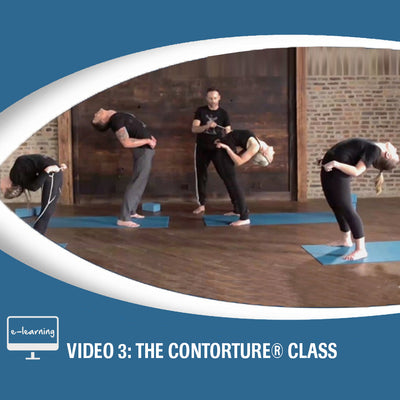 VIDEO 3: THE CONTORTURE CLASS