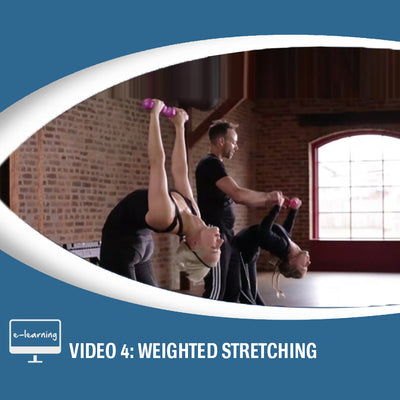 VIDEO 4: WEIGHTED STRETCHING [39 min]