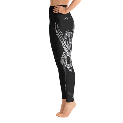 CONTORTURE Leggings: BONEY