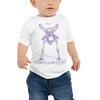 Baby Jersey Short Sleeve T: BlackSabbathPurple