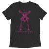 CONTORTURE T-shirt: PINKY