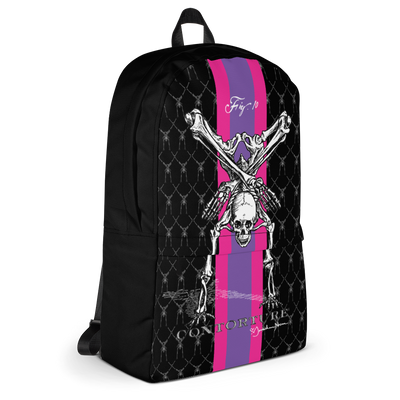Contorture Backpack: SuperStripe Edition