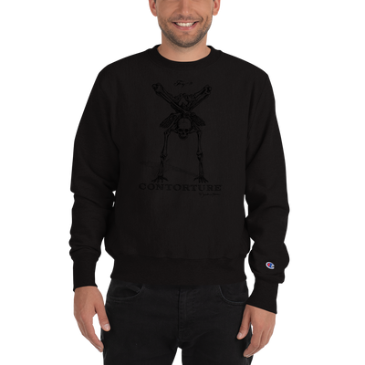 Champion Contorture Sweatshirt: BLACK (USA only)
