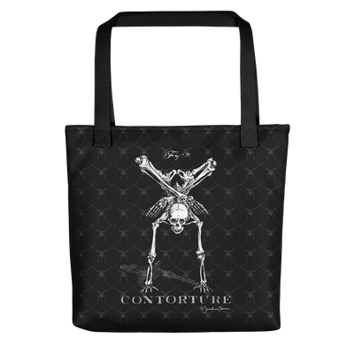 Contorture Tote Bag